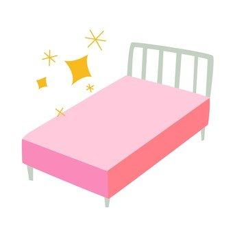이사 - 새 침대