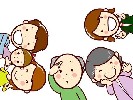 chacha Family Family 12