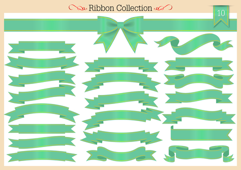 Ribbon Collection 10