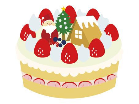 크리스마스 케이크