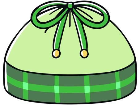 녹색 도시락