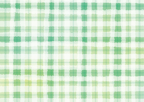 Handwritten rough check pattern _ background material 02