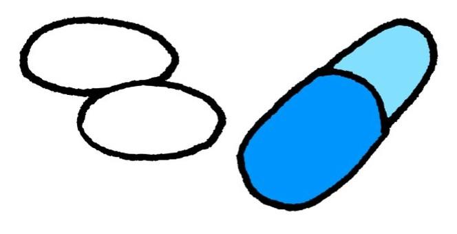 膠囊和片劑