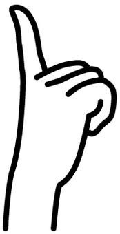 Hand line drawing 15