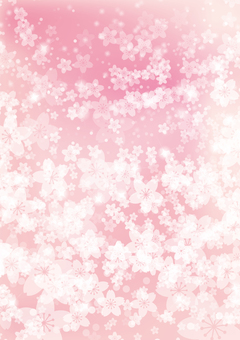 Sakura pink vertical