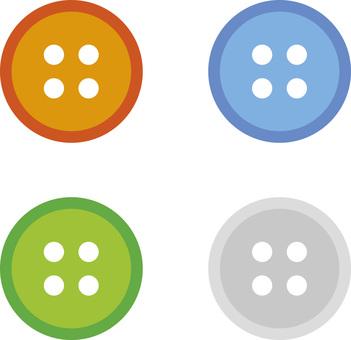 Button (shirt, clothes)