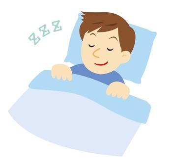 Male sleep