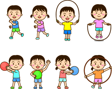 Children Various 1 Edging line available
