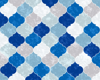 Elegant background material / blue