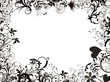 Frame black 3