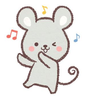 跳舞的老鼠