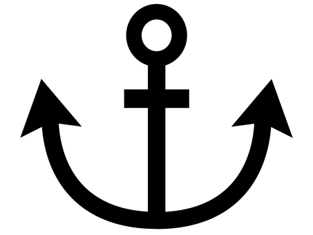 Anchor mark