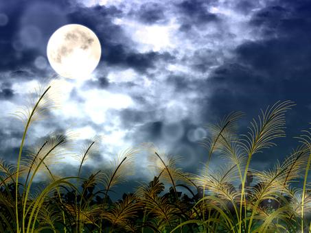 壁紙 9月 満月