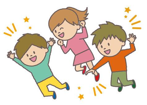 Energetic kids 4