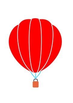 Balloon (red)