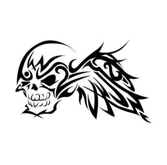 """Tribal """"Skull"""""""