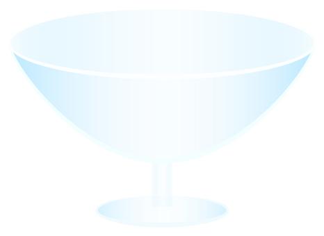 Parfait Sunday glass