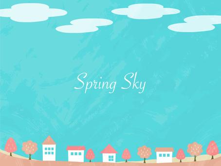 봄의 풍경