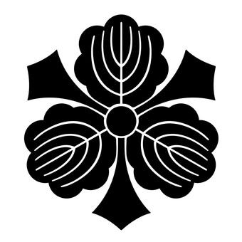 柏 柏 柏 家 Japanese crest