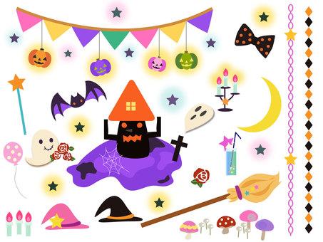 Material Halloween 2