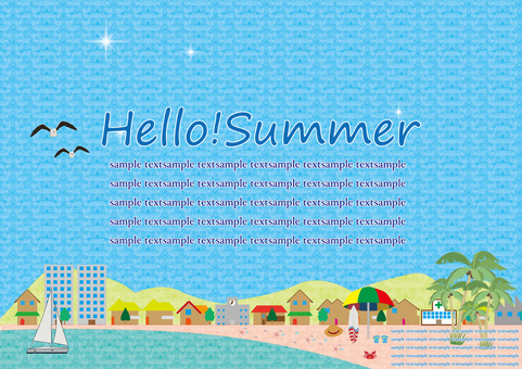 Hello!Summer