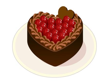 Valentine's Cake 02