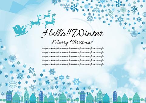 Hello!Winter
