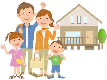 60314. Travel, Four People, Villa