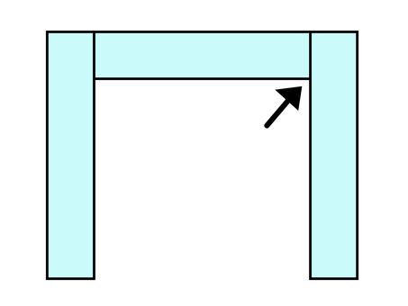 Rahmen structure