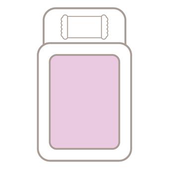 Image of futon (pink type)