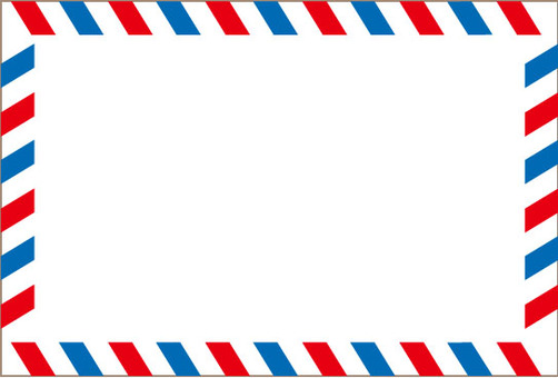 Air mail frame