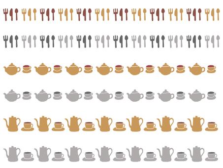 Western Tableware Line