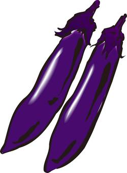Reiko Daicho, eggplant, eggplant