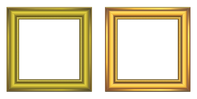 Antique frame 1