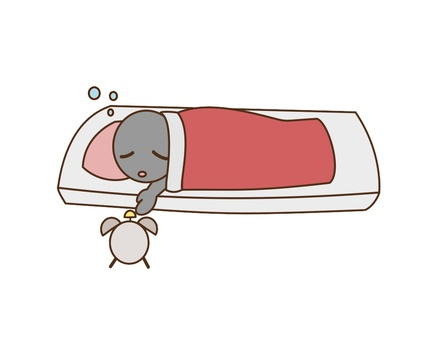 Sleeping twice