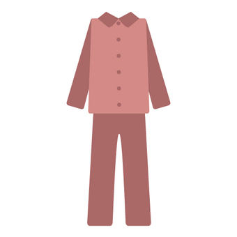 Pajamas (warm colors)