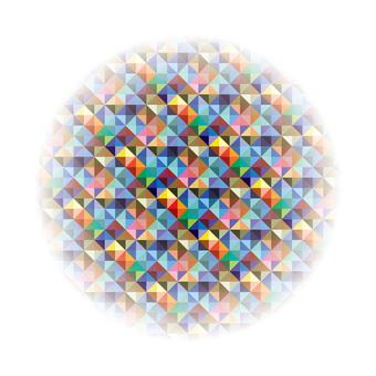 Mirror ball (blur)