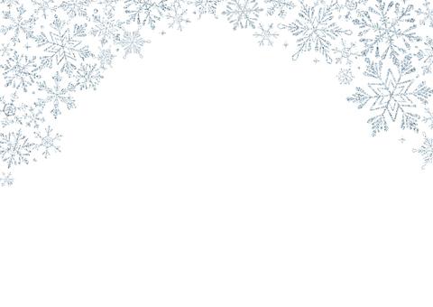 雪フレーム