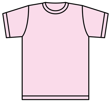 T-shirt <Pink>