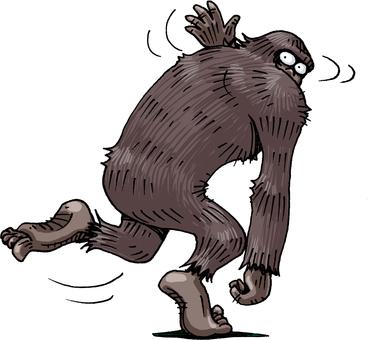 UMA Bigfoot