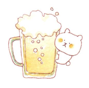 Shirokuma beer