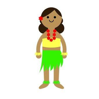 Hawaiian ladies