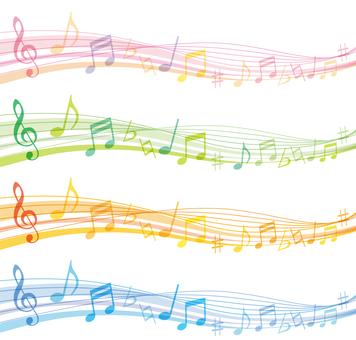 Müzik dalga çerçevesi