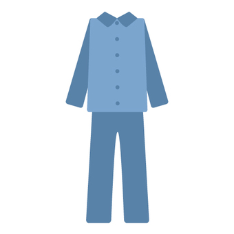 Pajamas (cold colors)