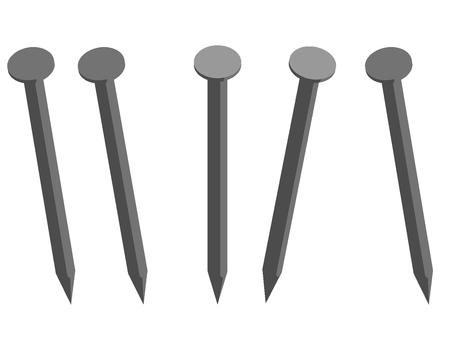 Nails (plural)