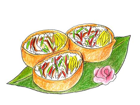 Five little Ibaraki Sushi