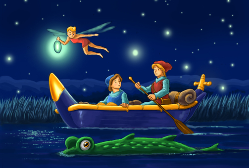 Boat Fantasy