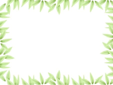 대나무 프레임