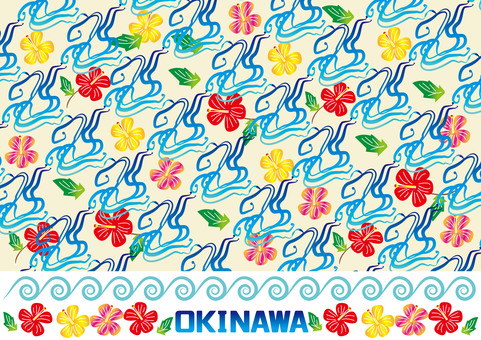 Okinawa pattern