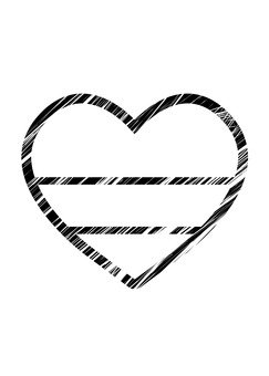 Stamp Heart